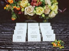#place-cards  Photography: Josh Gruetzmacher Photography - joshgruetzmacher.com Photography: Hannah Suh Photography - hannahsuh.com Photography: Em the Gem - emthegem.com Photography: Michele Beckwith Photography - michelebeckwith.com Photography: Coco Tran Photography - cocotranphotography.com Photography: Justin Parker Photography - justinparkerphoto.com Photography: Spencer Sanchez Photography - facebook.com/spencersanchezphotography Coordination + Styling: Sealed with a Kiss Events - ...