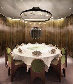 Pak Loh Times Square Restaurant / NC Design & Architecture