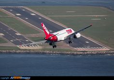 TAM Airlines Airbus A319-132