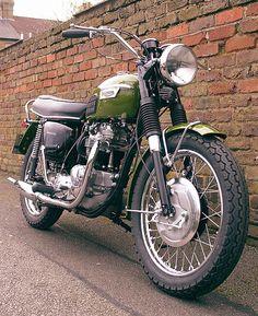 1970 Triumph TR6R