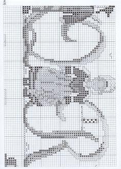 Boulet Doré (337A) - L'abécédaire breton 11 Cross Stitch Samplers, Cross Stitching, Cross Stitch Patterns, Plastic Canvas Letters, Le Point, Normand, Embroidery, Simple, Punto De Cruz