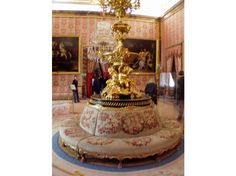 royal palace madrid interior - Google Search