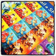 USPS Pixar Stamps