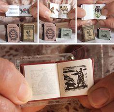 Mini books