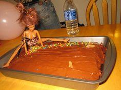 21st birthday cake idea!