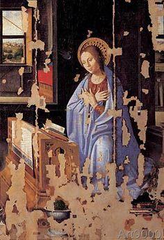 Antonello da Messina - Die Verkündigung an Maria