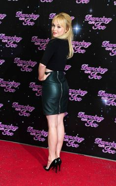 Jorgie Porter, Hot Blondes, Heeled Boots, Red Carpet, Leather Skirt, Beautiful Women, Shorts, Celebrities, Sexy