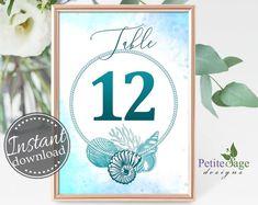 Printable Wedding Invitations & More by PetiteSageDesigns on Etsy