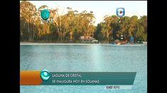 Inauguran Laguna de cristal en Solanas. 12117
