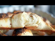 Szybkie rogaliki śniadaniowe 🥐🥐 - YouTube