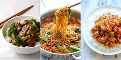 Fact: Making these recipes is <I>way</I> easier than eating with chopsticks will ever be.