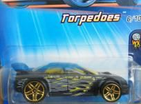 HOT WHEELS 2004 FIRST EDITIONS TORPEDOES  SUBARU WRX FREE SHIPPING!!