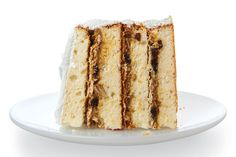 Lane Cake (Butter Pecan Cake with Raisins and Coconut) Recipe | SAVEUR