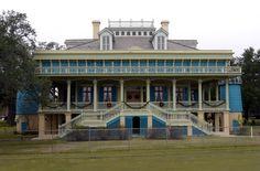 San Francisco Plantation house - Garyville, Louisiana
