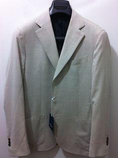 NWT$1645  Filomarino Napoli Sartorial beauty Fantastic Sport Coat ,M/50/40US  #Filomarino #ThreeButton25neapolitaneffect