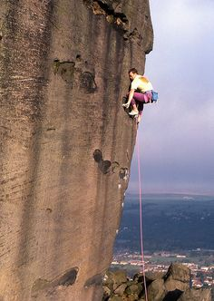 Classic shot of John Dunne on the 'New Statesman' (E8, 7a), Ilkley. Cow pies all round after that days work!