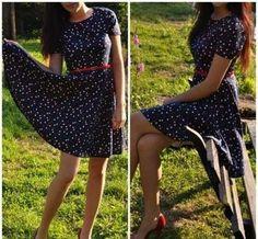 Nowa elegancka sukienka H