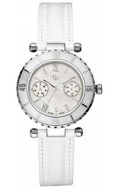Guess GUESS COLLECTION WATCH Swiss Made Elegant Watches, Michael Kors Watch, Chronograph, Shop Now, Accessories, Collection, Star, Leather Cord, Watches