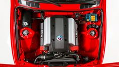 BMW 3 Series Touring M3 V8