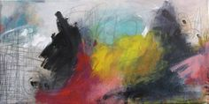 """Contemporary Painting - """"Where Does It Go From Here"""" (Original Art from Kat Crosby Art)"""