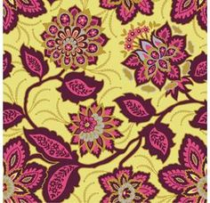 Ornate Flower garnet