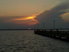 14th ave sunset Barnegat Bay, Celestial, Sunset, Outdoor, Style, Outdoors, Swag, Sunsets, Outdoor Games