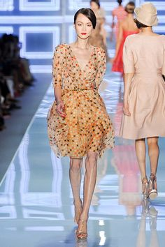 Christian Dior Spring 2012 Collection