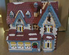 Dept 56 Original Snow Village Chateau 1983-84