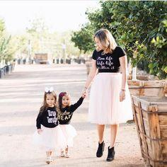 How cute are these three?!  Skirts: Mommy and Me Claire #tulleskirt's in blush pink (cestcany.com)  : @melodeefiske . . . . #cestcany #pinkskirt #babyfashion #babyskirt #tutu #nycblogger #toddlerfashion #fashionblogger  #fashionista #fashion #fashionaddicted #bridal #bridetobe #rehearsaldinner #bacheloretteparty #engagementphotos  #weddingphotography #weddingphotographer #whattowear #weddingattire #floralgirl #mommyandme #kidsfashion #fashionwholesale
