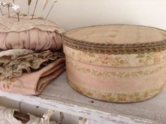 Lovely Faded French Keepsakes ~