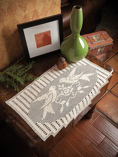 The latest crochet patterns & supplies are waiting for you to discover them at Annie's! Crochet Kits, Crochet Patterns, Tablecloths, Crochet Doilies, Different Shapes, Craft Stores, Table Runners, Barbie, Crafting
