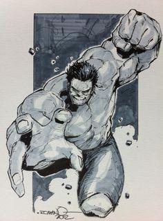 Hulk by Romano Molenaar