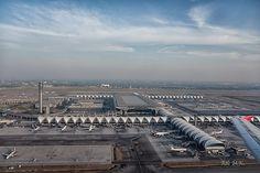 Suvarnabhumi airport - #Bangkok