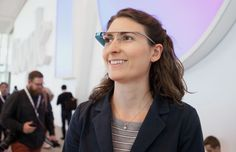 First Wave of Google Glass Apps Revealed Elle Fashion, Fashion Tips, Ice Breaker Games, One Wave, Google Glass, Cnn News, Cool Technology, Evernote, Waves