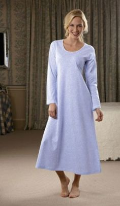 Grace-Long-Empire-Nightgown