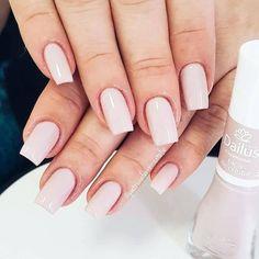 Nail polish color trends for summer 2019 Unhas Decoradas Sns Nails Colors, Love Nails, Fun Nails, Gorgeous Nails, Perfect Nails, Pretty Nails, Thanksgiving Nails, Luxury Nails, Classy Nails