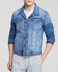 Joe's Jeans Revival Denim Jacket - Bloomingdale's Exclusive