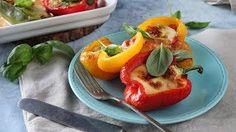 Könnyű, paradicsomos, diétás finomság, nyári vacsorának vagy köretnek is tökéletes!