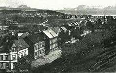 Nordland fylke Narvik Oscarsborg 1920-tallet