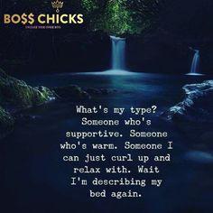 #mybed #supportive #mytypeofman #mytypeofwoman