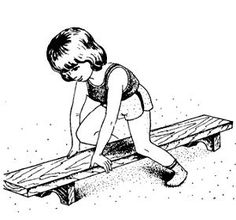 гимнастика для ребенка 2 3 лет