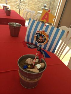 Jake and the Neverland Pirates Birthday Party Ideas   Photo 1 of 27