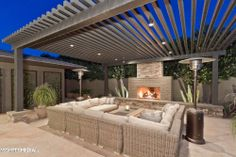 Who Wouldn't Be Outside All The Time With A #Backyard Like This In Carefree, AZ.   -Coldwell Banker Residential Brokerage