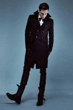 SLY 010 HOMME • F/W 2014/15 • LOOK 01