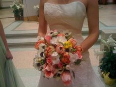 Bridal Colorful