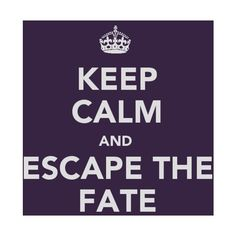 escape the fate | Tumblr ❤ liked on Polyvore