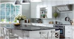 What a stunning design by Janine Love. Our mosaic here is just perfect. As seen on Ikea ad. www.worldmosaictile.com