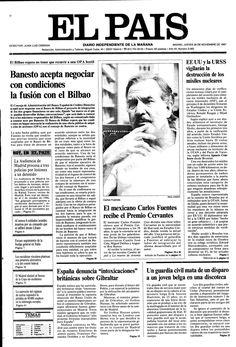 26 de Noviembre de 1987