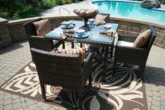 51 best garden patio furniture accessories images patio rh pinterest com