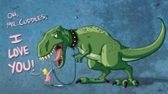 Funny Cartoon Dinosaurs Wallpaper Download Wallpapers HD
